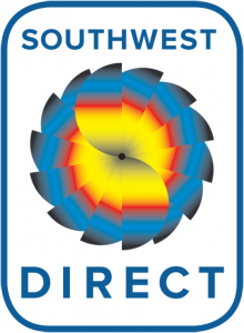 southwest Direct logo for t3 Communications